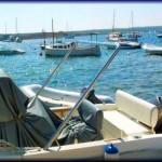 Puente barca en inox